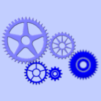 Workflow Cogs Icon